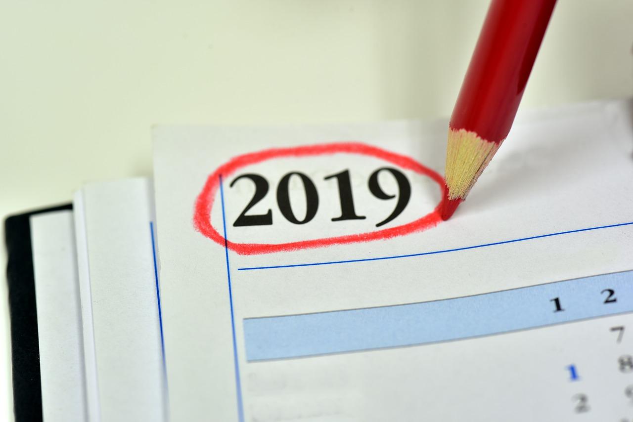 Calendar  Year Turn Of The Year